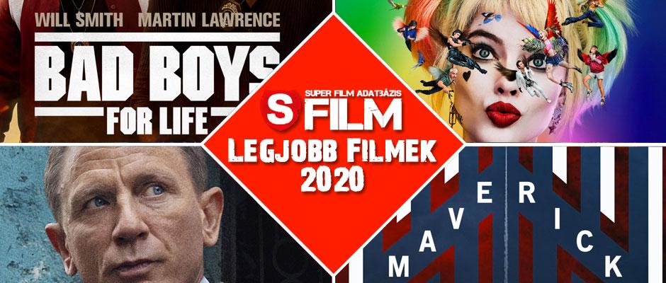 Top filmek 2020