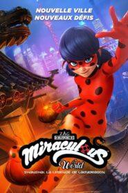 Miraculous World Shanghai, la légende de Ladydragon 2021